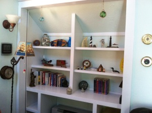 cape bookcase
