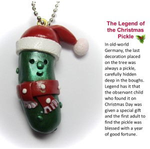 2013 Legend of the Christmas Pickle