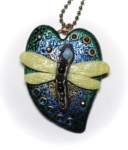 2014 Fossil heart
