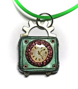 2014 Pocket Clock