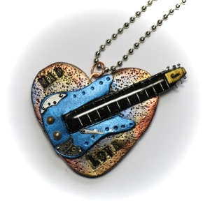 2015 Mad Love Guitar