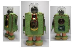 Makin Robot all