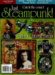Just Steampunk! Vol. 1, 2011