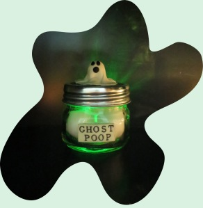 2015 Ghost Poop
