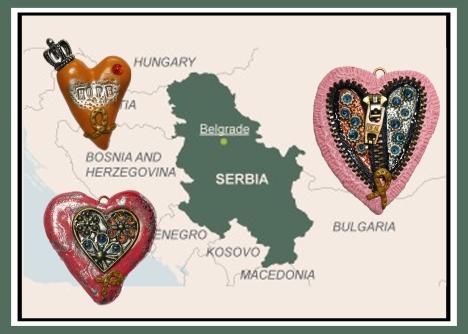 2016 Serbia Hearts