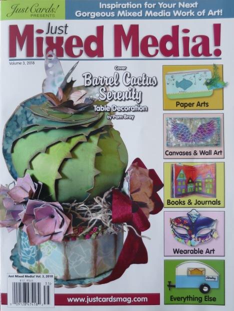 Mixed Media 2018 Vol 3 Cover