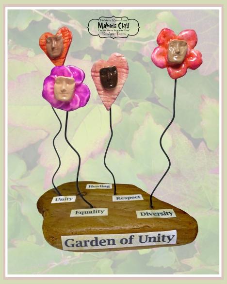 2018 Garden of Unity w makins
