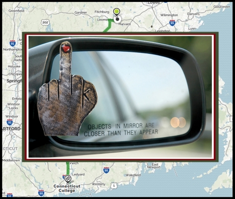 2018 RLC map and driving finger
